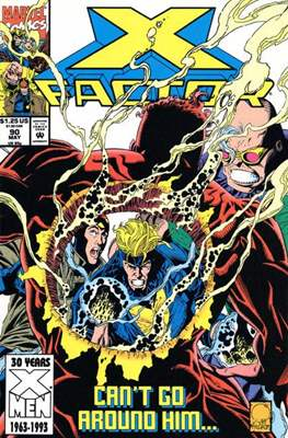 X-Factor Vol. 1 (1986-1998) (Comic Book) #90