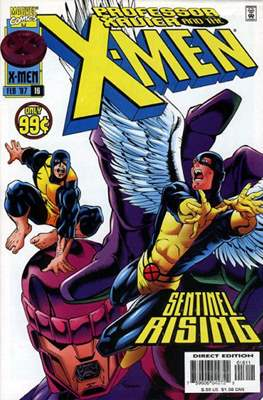 Professor Xavier and the X-Men (Comic Book) #16