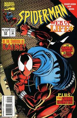 Spider-Man (Vol. 1 1990-2000) (Comic Book) #54
