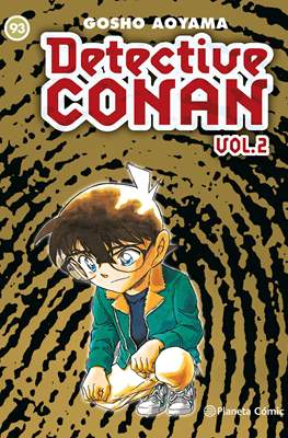 Detective Conan Vol. 2 (Rústica 96-192 pp) #93