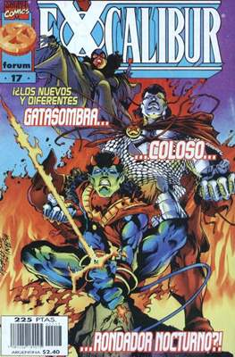 Excalibur Vol. 2 (1996-1999) (Grapa 24 pp) #17