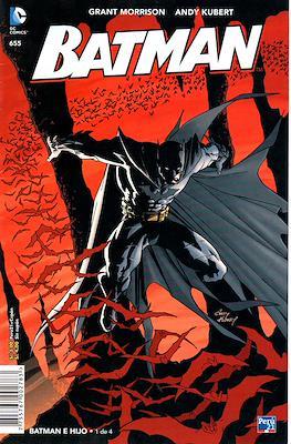 Batman e Hijo (Grapas) #1