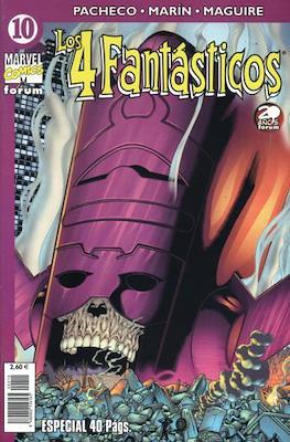 Los 4 Fantásticos Vol. 4 (2001-2003) #10