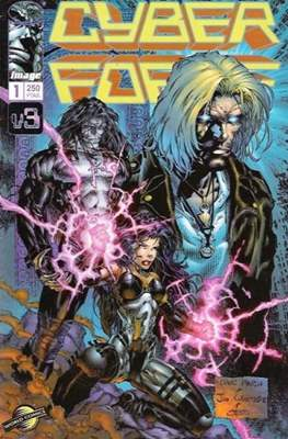 Cyberforce Vol. 3 (1997-1998)
