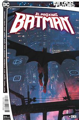Estado Futuro: El próximo Batman (Rústica 264 pp)