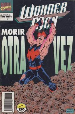 Wonder Man (1993-1994) #7