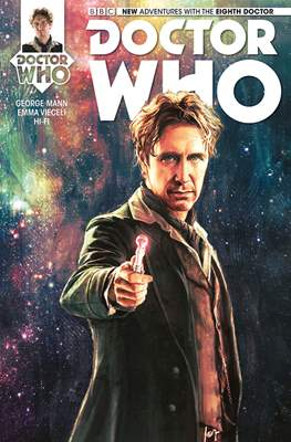 Doctor Who: The Eighth Doctor (Grapa) #1