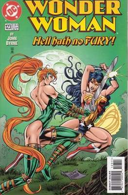 Wonder Woman Vol. 2 (1987-2006) (Comic Book) #123
