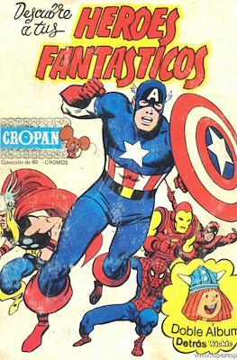 Descubre a tus héroes fantásticos