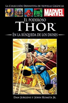 La Colección Definitiva de Novelas Gráficas Marvel (Cartoné) #13