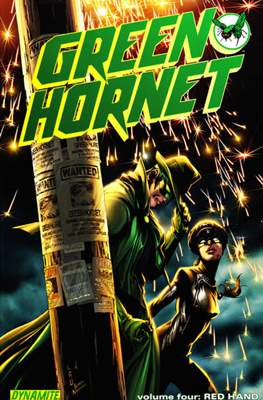 Green Hornet / Green Hornet Legacy (2010-2013) (Softcover 144-376 pp) #4