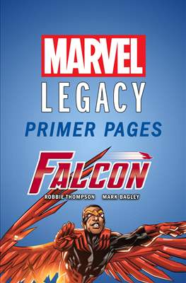 Falcon: Marvel Legacy Primer Pages