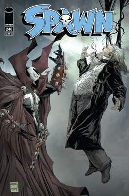 Spawn (Comic Book) #240