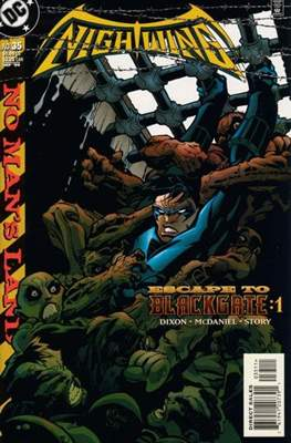 Nightwing Vol. 2 (1996) (Saddle-stitched) #35
