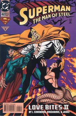 Superman: The Man of Steel (Comic book) #42