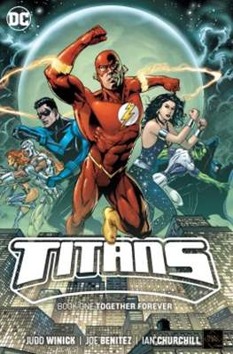 Titans (Softcover 320 pp) #1