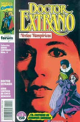 Doctor Extraño. Versos Vampíricos (Grapa 24 pp) #2