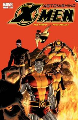Astonishing X-Men (Vol. 3 2004-2013) (Comic Book) #13