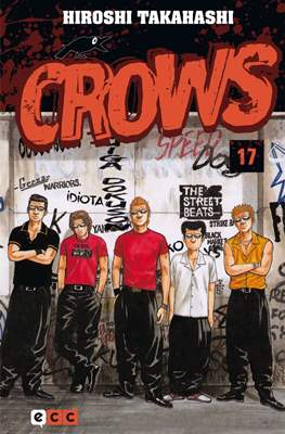 Crows (Rústica) #17