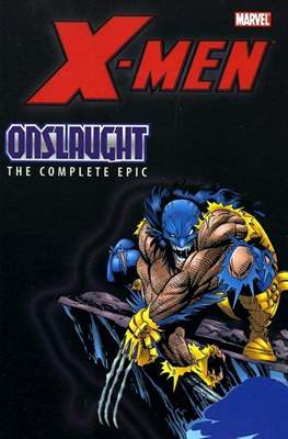 X-Men: The Complete Onslaught Epic (Trade Paper Back) #2
