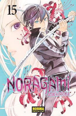 Noragami (Rústica con sobrecubierta) #15