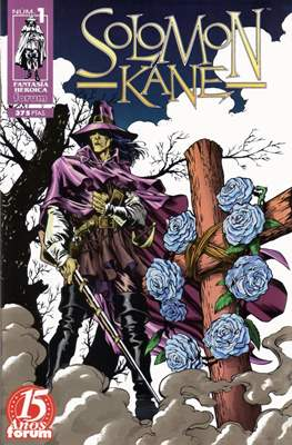 Solomon Kane (1998) (Grapa. 17x26. 48/24/40 páginas. Color) #1
