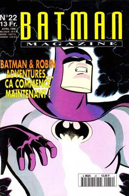 Batman Magazine (Agrafé. 32 pp) #22