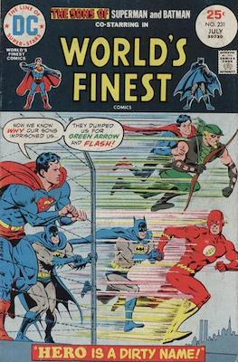 World's Finest Comics (1941-1986) (Comic Book) #231