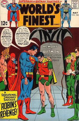 World's Finest Comics (1941-1986) (Grapa) #184
