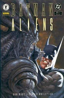 Batman / Aliens (Rústica 48 pp) #2