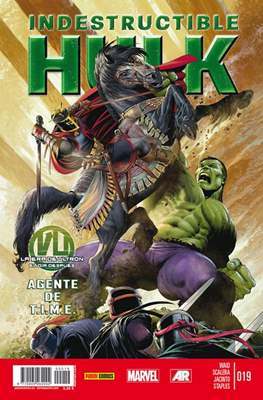 El Increíble Hulk Vol. 2 / Indestructible Hulk / El Alucinante Hulk / El Inmortal Hulk (2012-) (Comic Book) #19