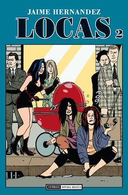 Locas (3ª edición Rústica 276 pp) #2