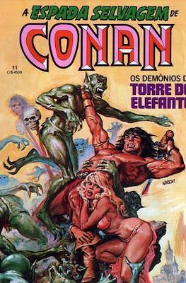 A Espada Selvagem de Conan (Grapa 84 pp) #11