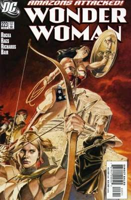 Wonder Woman Vol. 2 (1987-2006) (Comic Book) #223