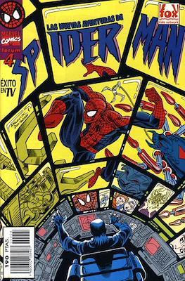 Las nuevas aventuras de Spiderman #4