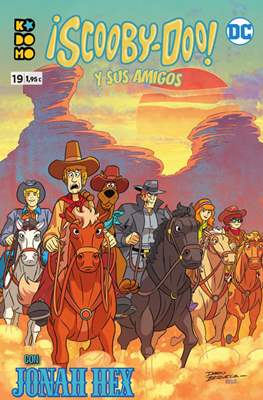 ¡Scooby-Doo! y sus amigos (Grapa 24 pp) #19