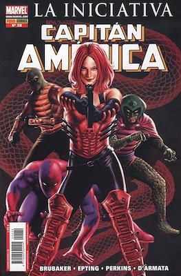 Capitán América Vol. 7 (2005-2011) (Grapa) #29