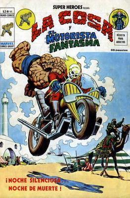 Super Héroes Vol. 2 (Grapa 48 pp. 1974-1980) #44