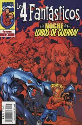 Los 4 Fantásticos Vol. 3 (1998-2001). Heroes Return #7
