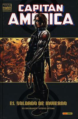 Capitán América. Marvel Deluxe (Cartoné 176 páginas.) #2