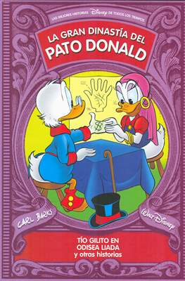 La Gran Dinastía del Pato Donald (Cartoné 192 pp) #37