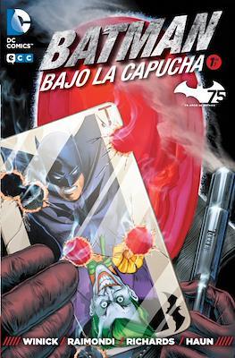 Batman: Bajo la capucha (Rústica 144 pp) #1