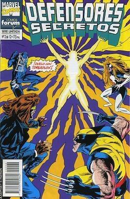 Defensores Secretos (1994-1995) (Grapa. 17x26. 24 páginas. Color.) #2