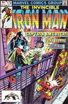 Iron Man Vol. 1 (1968-1996) (Comic book) #172