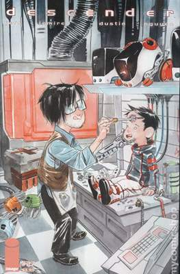 Descender (Variant Covers) (Grapa) #27