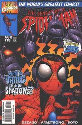 The Sensational Spider-Man (1996-1998) (Comic Book) #18