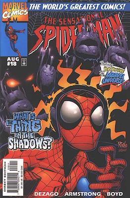 The Sensational Spider-Man (1996-1998) (Comic Book) #18