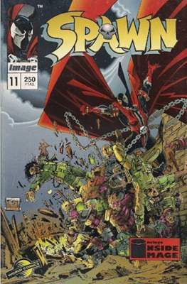 Spawn Vol. 1 (Grapa 24-48 pp) #11