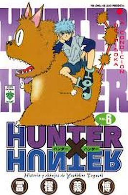 Hunter x Hunter (Rústica) #6