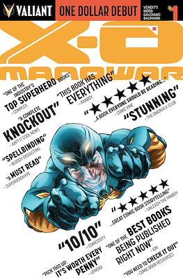 X-O Manowar #1 One Dollar Debut